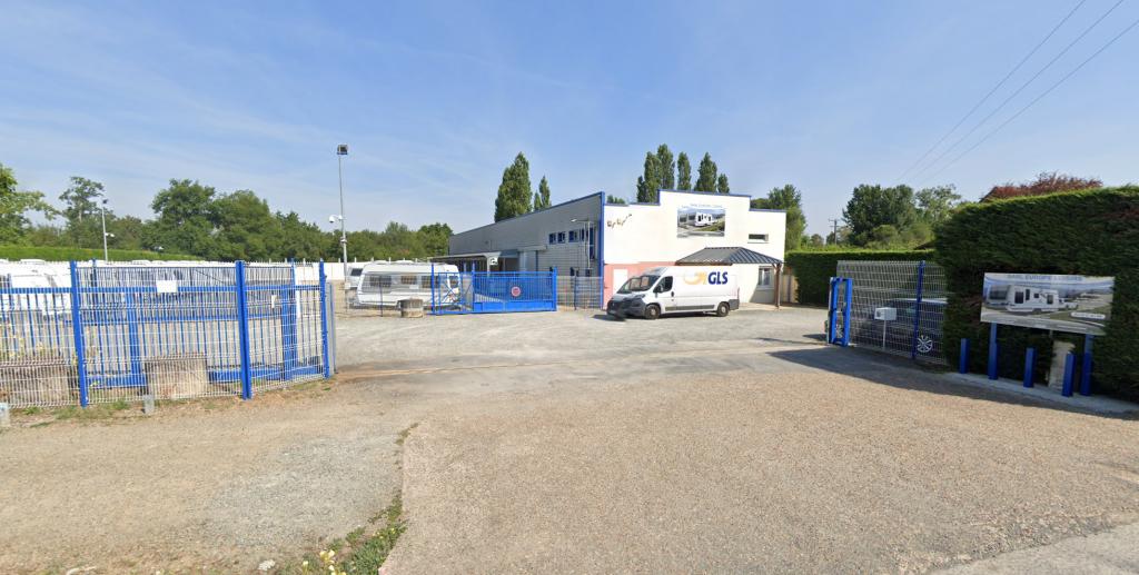Concessionnaire exclusif Fendt-Caravan accessible facilement  depuis  Le Mans, Tours, Angers, Laval, Alençon, Cholet, Blois, Nantes, Rennes, Orléans, Caen, Bourges, Châteauroux, Poitiers,...