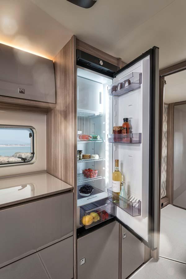 Fendt 2022 larimar 620 sfd refrigerateur