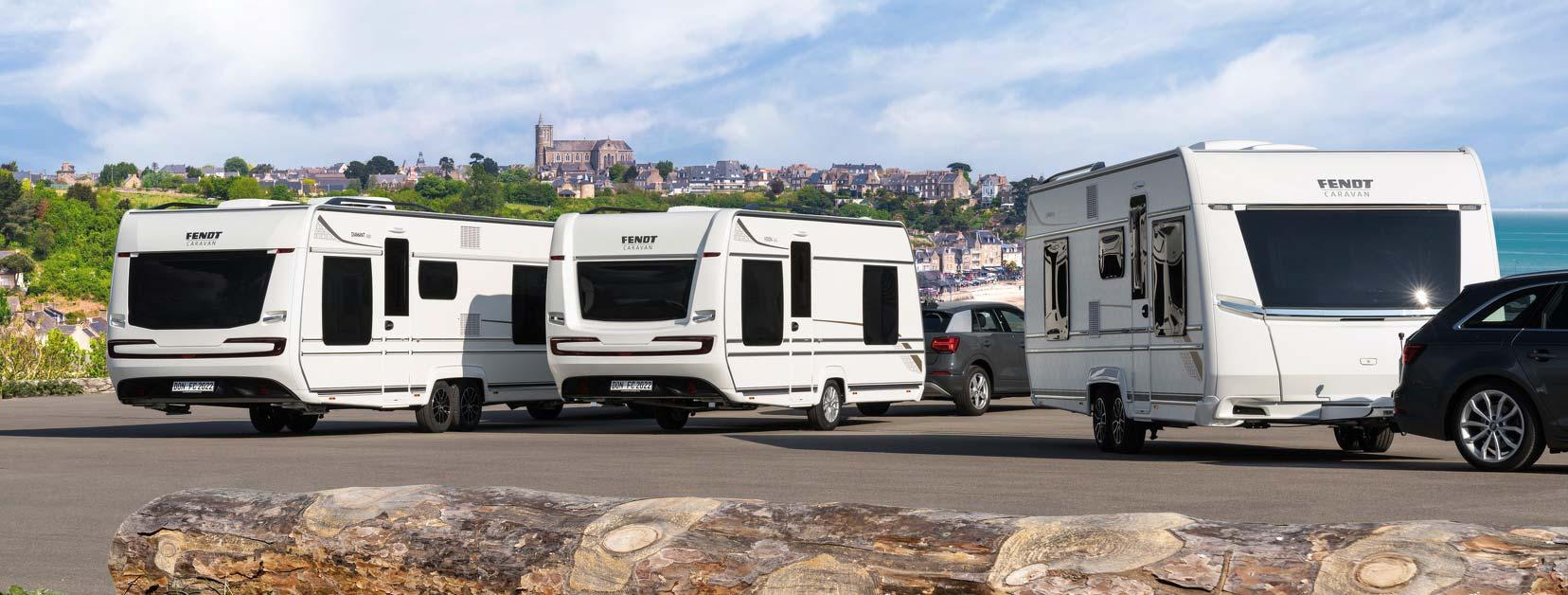 Fendt caravan 2022